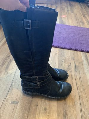 Boc long brown boots 8.5 for Sale in Calimesa, CA