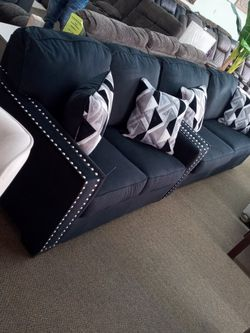 Sofa Love Seat Set Made By Ashley for Sale in Cleveland,  OH