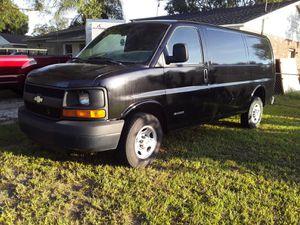 2005 Chevy Express Work Van for Sale in Winter Haven, FL