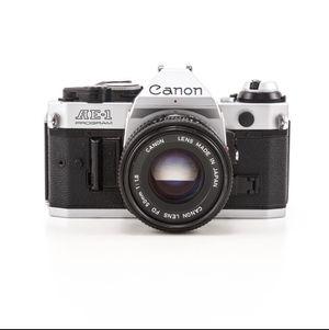 Vintage Canon AE-1 for Sale in Salt Lake City, UT