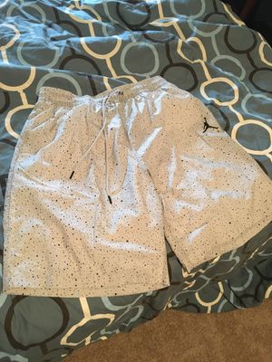 XL Jordan Cement Shorts for Sale in Lincoln, NE