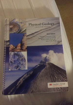 Physical geology laboratory Manuel for Sale in Virginia Beach, VA
