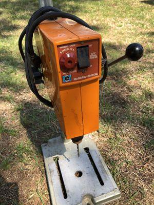 McGraw-Edison 3620 T2 drill press for Sale in Chesapeake, VA