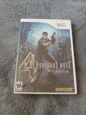 Resident Evil 4 for Sale in Anaheim, CA