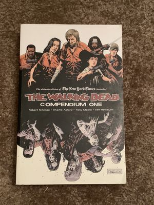 The Walking Dead Compendium One for Sale in Hyattsville, MD