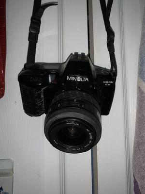 minolta maxxum 2xi film camera for Sale in Cape Coral, FL