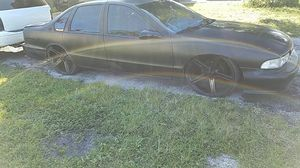 1996 chevy impala ss for Sale in St. Petersburg, FL