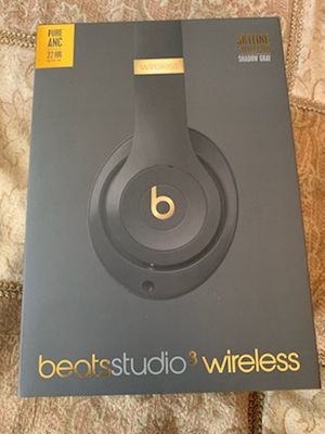 Brand New Beats Studio 3 Wireless for Sale in Tamarac, FL