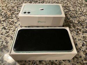 Apple iPhone 11 - 64GB - Green (Unlocked) A2111 for Sale in Seattle, WA