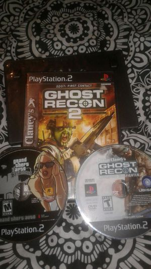 Ps2 games for Sale in Winter Haven, FL