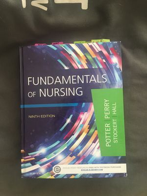 Fundamentals of nursing text book for Sale in Lighthouse Point, FL