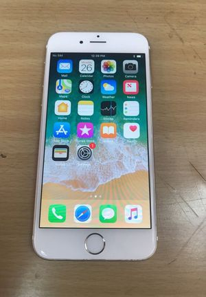 for att or cricket apple iphone 7 32gb for sale for Sale in Houston, TX