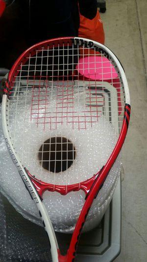 Wilson Roger Federer tennis racket for Sale in Mesa, AZ