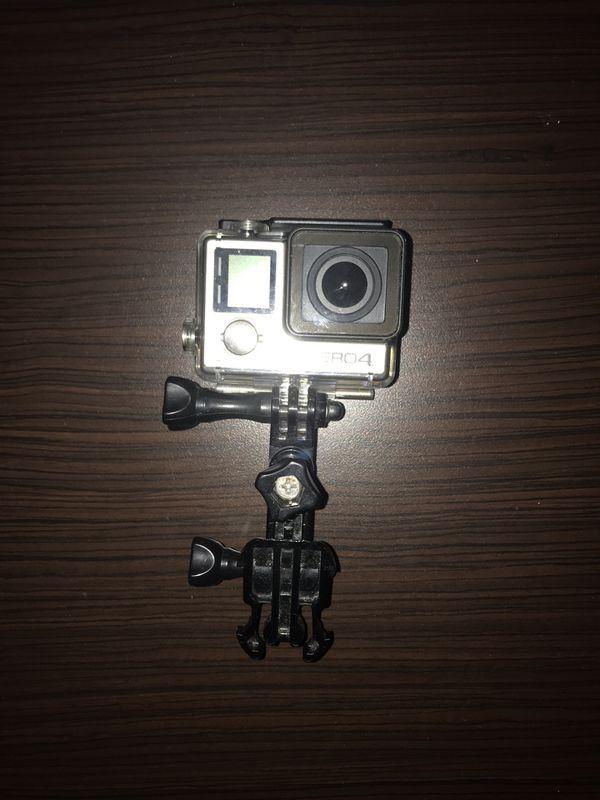GoPro Hero 4 Black+ (with 32gb MicroSd Card)