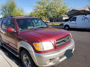 2002 Toyota sequoia 4.7 v8 197656miles for Sale in Redmond, OR