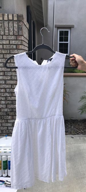 White French Connection eyelet dress for Sale in Chula Vista, CA