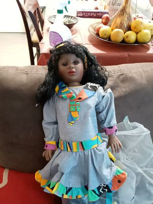 African American doll for Sale in San Jose, CA