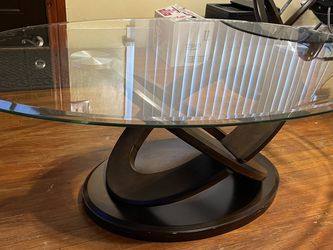 Glass Table , Coffee Glass Table and a Corner Glass Table . for Sale in South Salt Lake,  UT