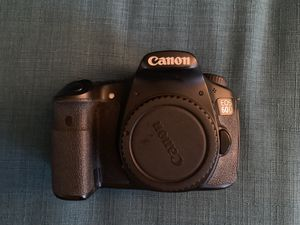 Canon 60D with 18-55 lens (Battery Included) no battery charger for Sale in Decatur, GA