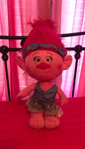 """Trolls Stuffed Animal's """"Poppy"""" for Sale in Dallas, TX"""