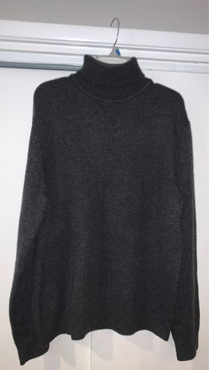 New without tags Michael kors cashmere turtleneck men's xl for Sale in Downey, CA
