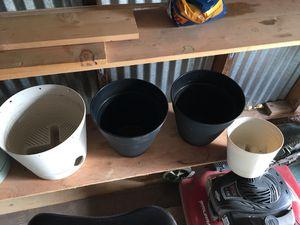 Plant pots for Sale in Cañon City, CO