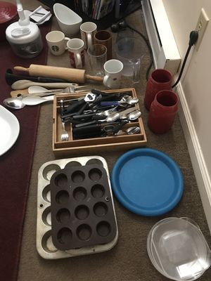Assorted kitchen utensils for Sale in High Point, NC