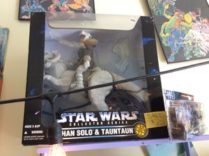 Star Wars action figures new in box for Sale in San Diego, CA
