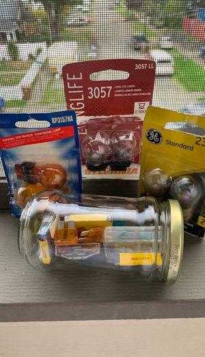 Headlight bulbs & automotive fuses for Sale in Tacoma, WA