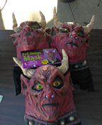 Evil Demon Mask $20 for Sale in Morgan Hill, CA