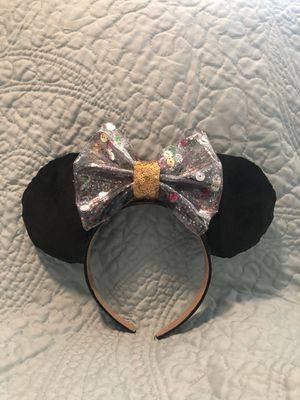 Disney Minnie Mouse 90th Celebration Inspired Ears for Sale in Clovis, CA