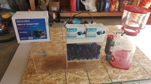 Aquarium wet/dry filter system $360 for Sale in Beaumont, CA