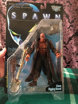 Spawn action figure collectible for Sale in Mountlake Terrace, WA