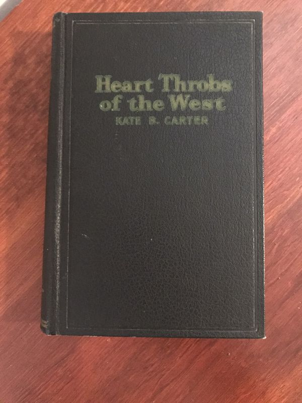 Heart Throbs of the West Volume 9