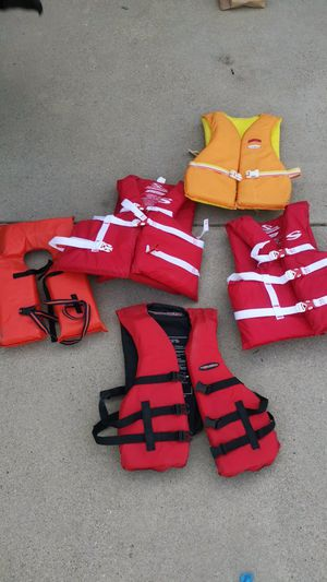 Life vests for Sale in Arvada, CO
