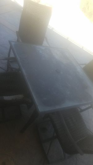 Hampton Bay outdoor patio furniture for Sale in Patterson, CA