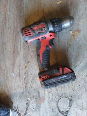 Milwaukee 18v Drill for Sale in Mesa, AZ
