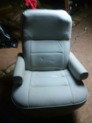 Brand new leather chairs for motorhome for Sale in CARNES CROSSROADS, SC