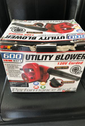 Electric blower utility great for RV for Sale in NEW PRT RCHY, FL