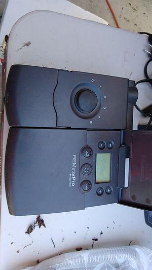 REMstar Pro CPAP machine for Sale in Mercer Island, WA