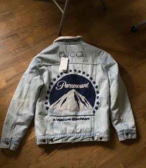 BRAND NEW LIMITED COLLECTION Gucci x Paramount Fur Jacket NEED GONE ASAP for Sale in Seattle, WA