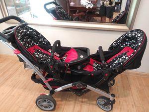 Contours twin double stroller for Sale in Walnut Creek, CA