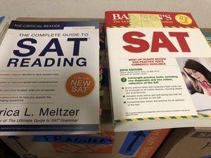SAT , SAT subject , ACT, PSAT books for Sale in Beaverton, OR