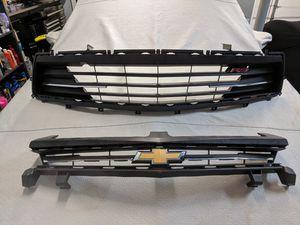 "84140575 Upper & 23505810 Lower Grille Set 2016-18 Chevy Camaro LS/LT w/""RS"" for Sale in Mount Laurel, NJ"