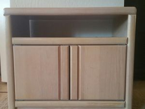Table with storage, small for Sale in Glendale, AZ