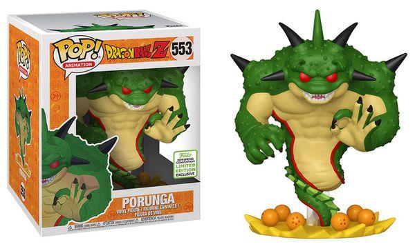 Funko Pop Porunga / Master rochi FYE