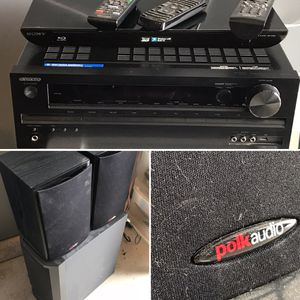 Stereo components for Sale in Issaquah, WA