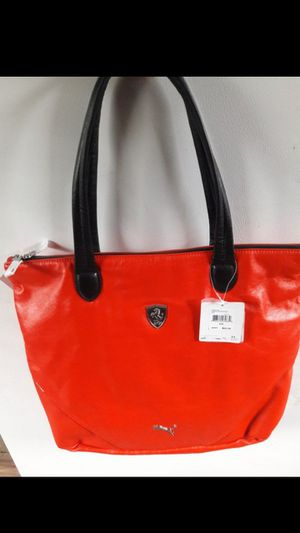 Brand new Ferrari purse for Sale in Dallas, TX
