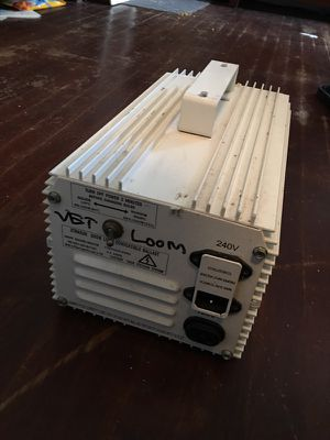 xtrasun 1000w convertible ballast for Sale in San Diego, CA