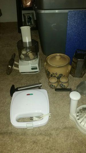 Miscellaneous kitchen appliances for Sale in Hampton, VA